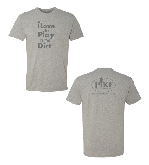 I Love to Play in the Dirt™ T-Shirt