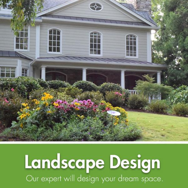 Landscape Design Home Visit