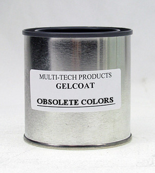 Gelcoat Resin - Obsolete Colors