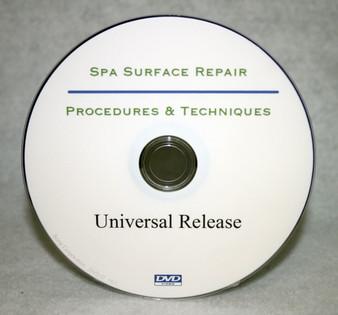 Watkins Repair DVD