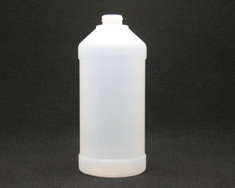 Plastic Modern Round Bottles