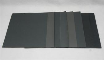 2000 Grit Carborundum silicon carbide diamond grit wet or dry sandpaper