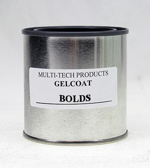 Gelcoat Resin - Standard Bolds