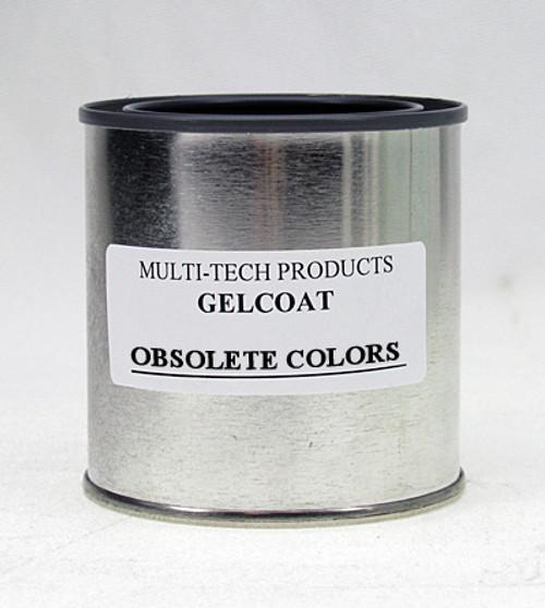 Gelcoat Resin - Obsolete Colors