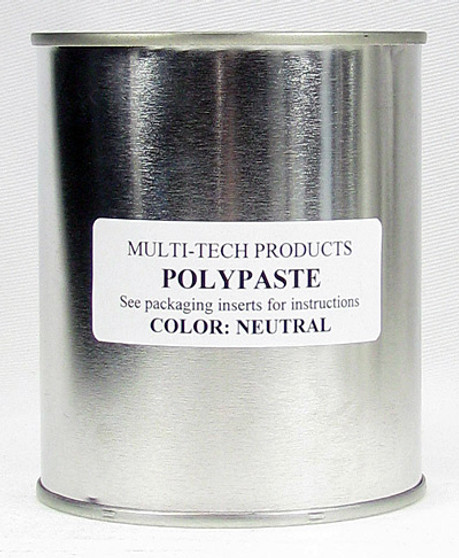 Neutral Gelcoat Paste (Light beige in color)