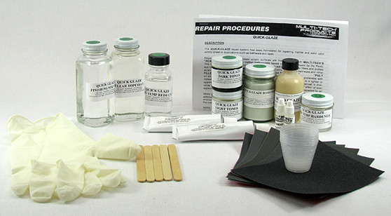 Watkins Quick Glaze Acrylic Repair Kits