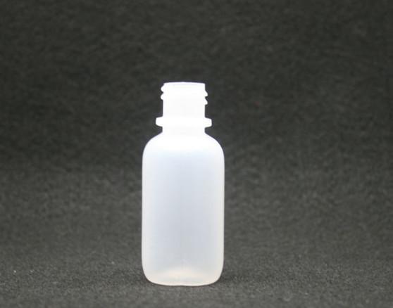 Plastic Boston Round Bottles
