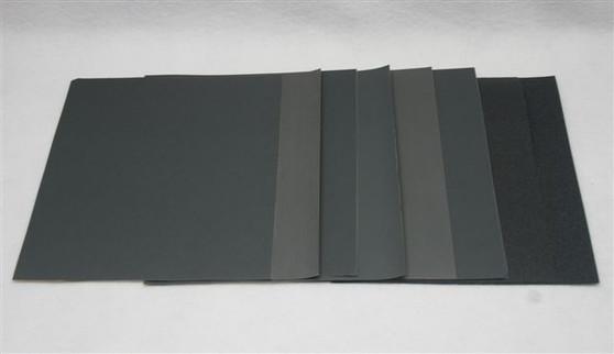 100 Grit Carborundum silicon carbide diamond grit wet or dry sandpaper