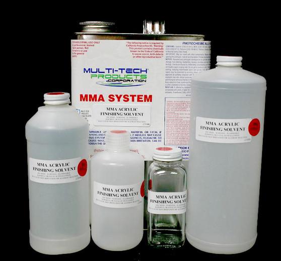 MMA Acrylic Finishing Solvent