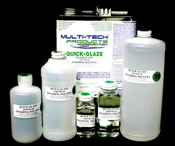 Quick Glaze Finishing Solvent