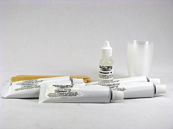 Acrylic Filler Set