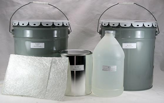 Resin & Fiberglass Resurfacing Kit
