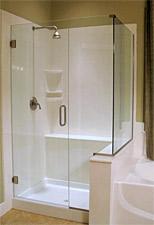 Cultured Marble Bath Tub / Shower