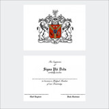 ΣΦΔ Pledge Invitation Set
