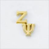 ΖΨ Monogram Recognition Pin
