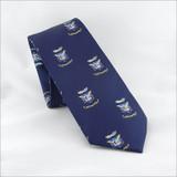ΔΚΕ Official Tie (Blue)