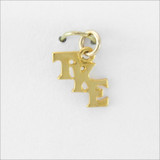 TKE Staggered Letter Lavaliere