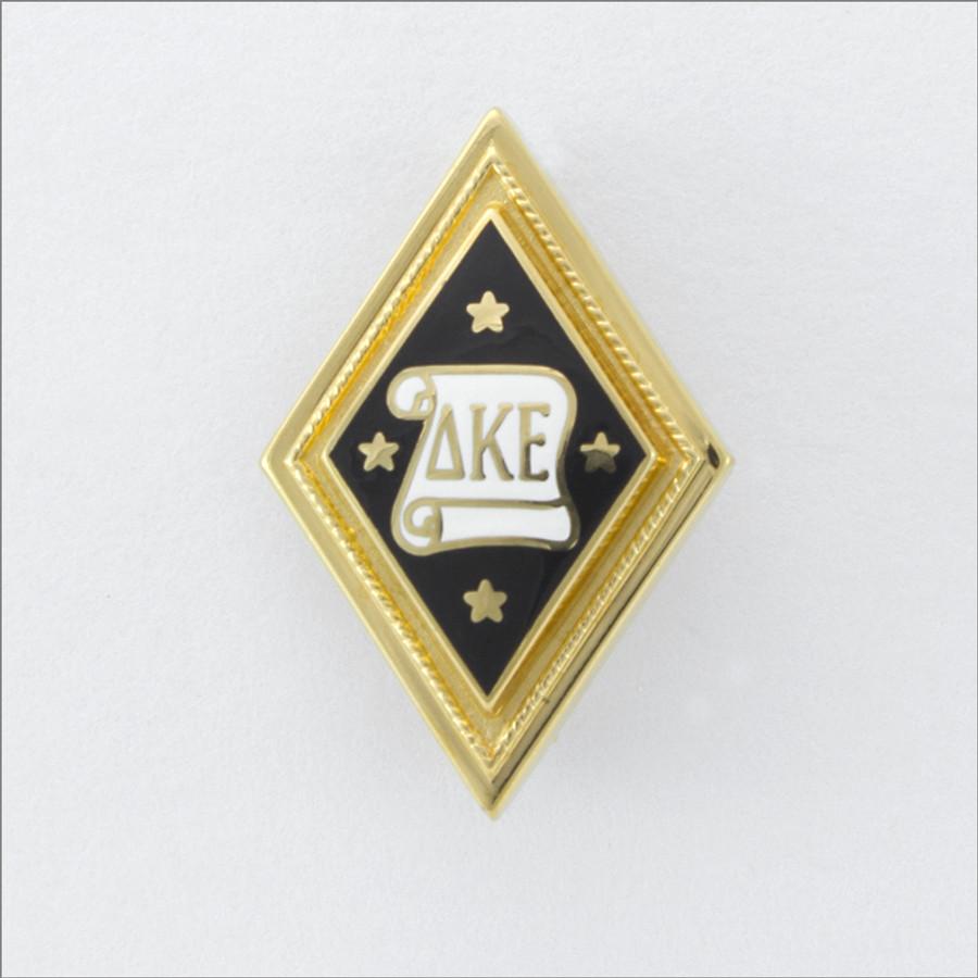 ΔKE Official Badge