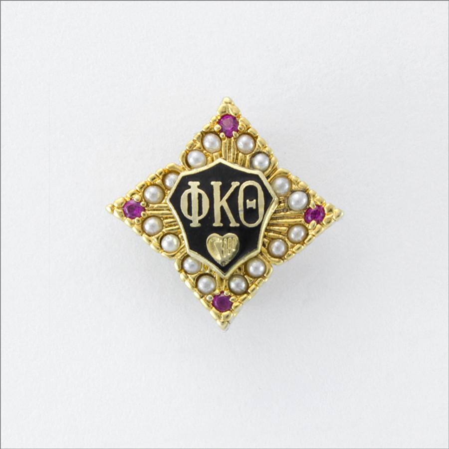 ΦΚΘ Sweetheart Badge