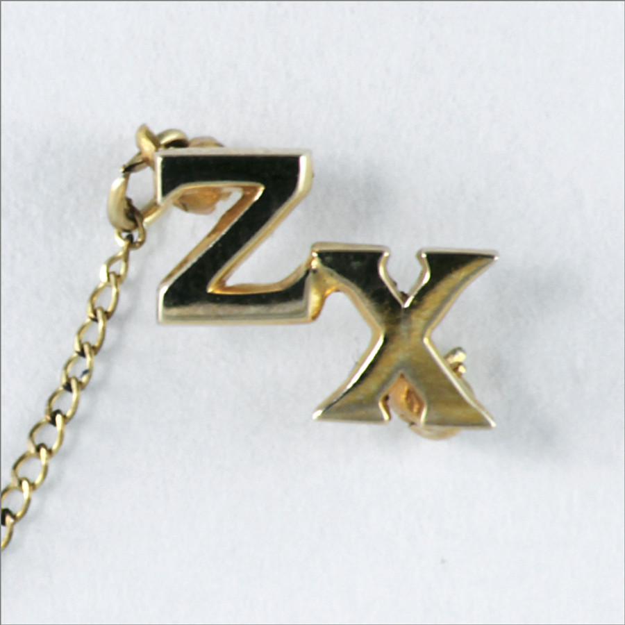 Double-Letter Chapter Guard