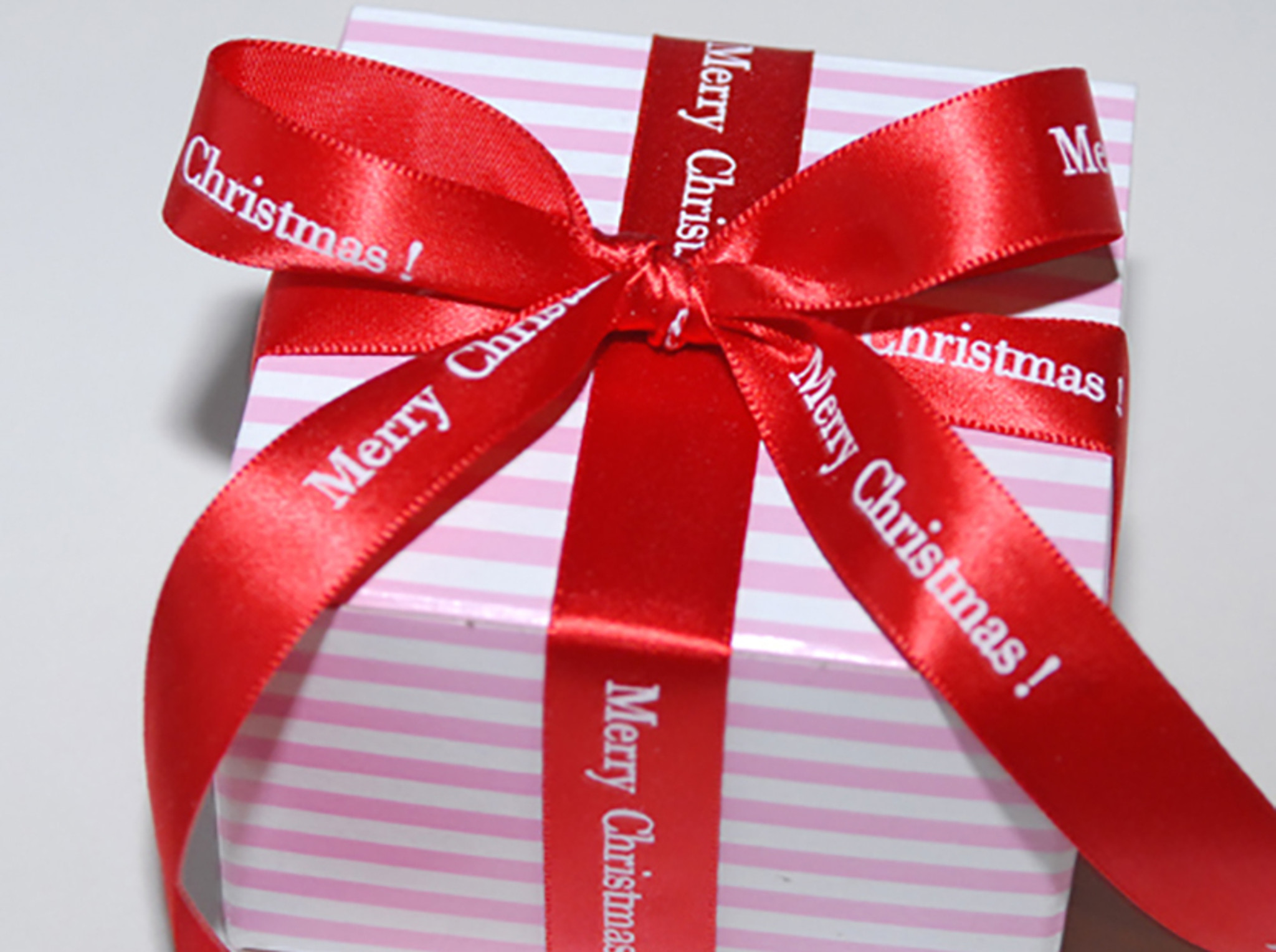 Christmas Personalized Ribbon