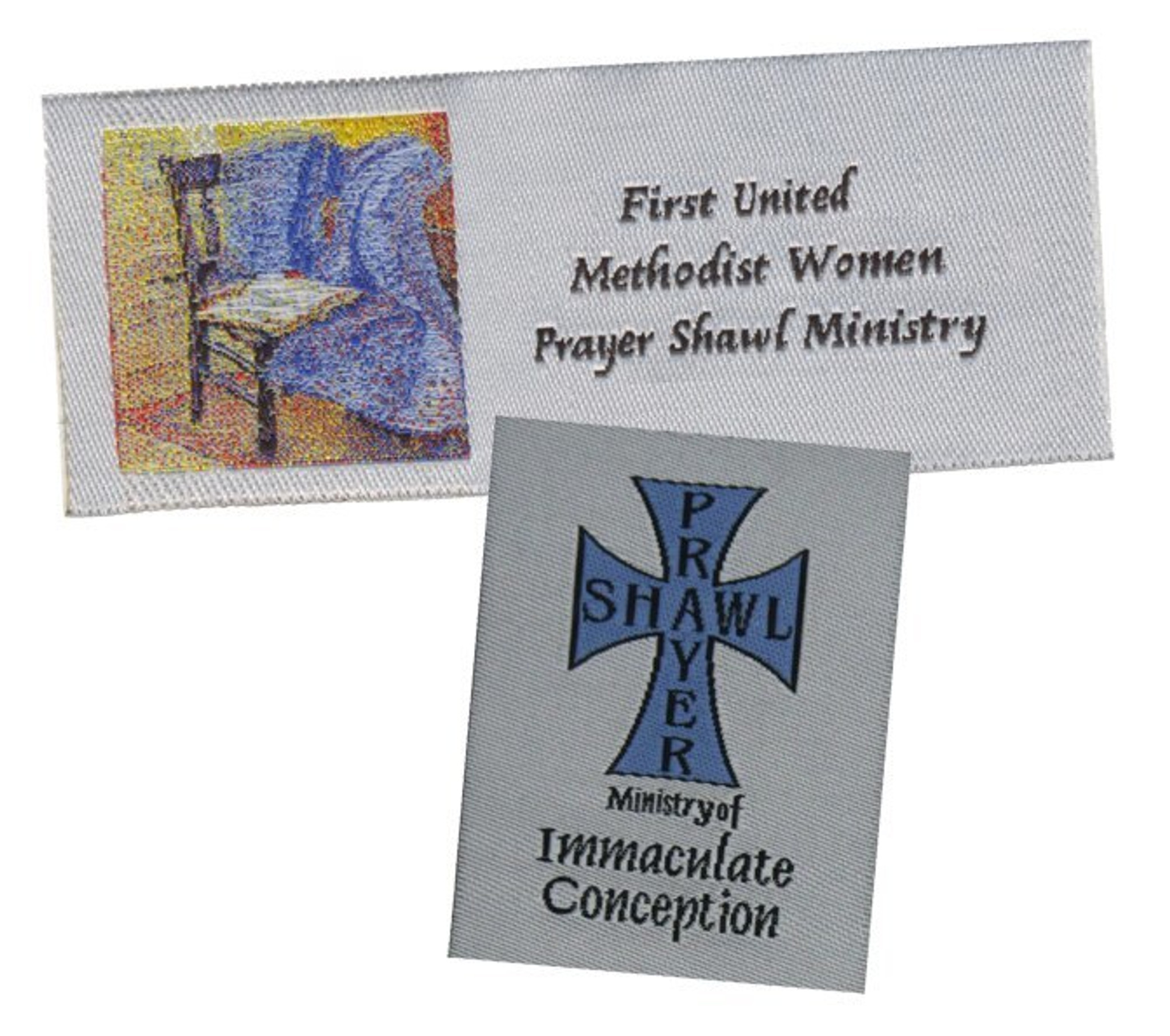Prayer Shawl Labels