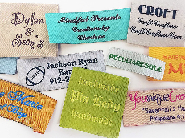 Custom Clothing Labels | Clothing Tags
