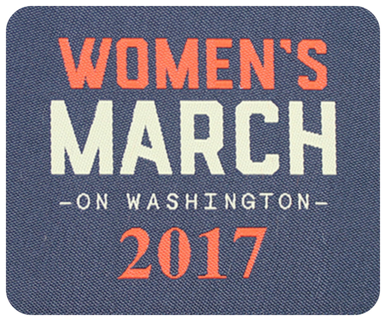 Women's March 2017 Patch