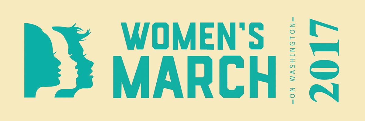 Women's March on Washington Ribbon for Sashes - Green Print on Cream Ribbon - CUSTOM ORDER MINIMUM OF 100 YDS, SEE LINK BELOW