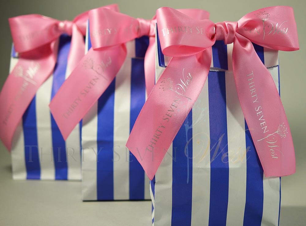 Logo Ribbon , Custom Logo Ribbon, Custom Ribbon, Corporate Ribbon with Logo, Company Logo Ribbon