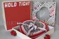 Cinta con logotipo corporativo para papel de regalo