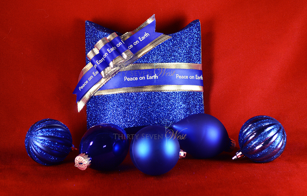 Customized Ribbon for Christmas Gift Wrap ideas