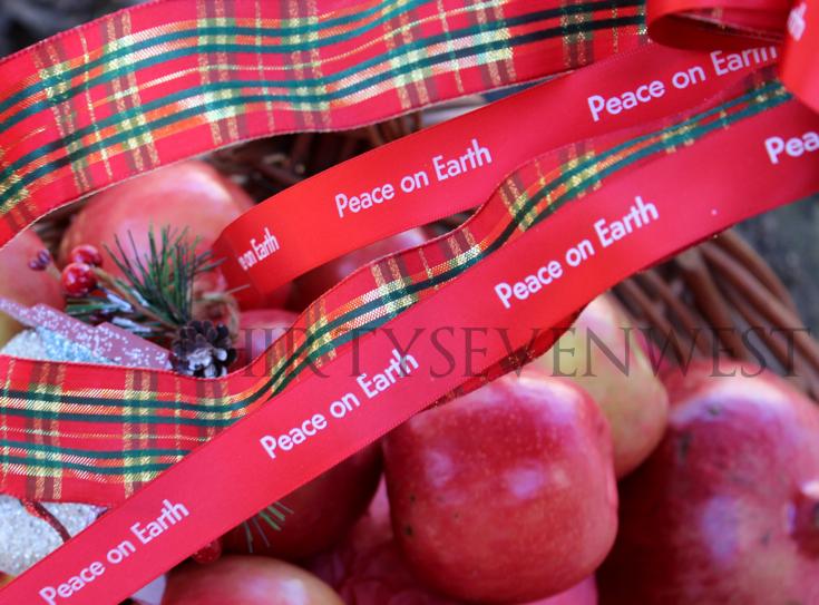 Personalized Ribbon Gift Basket Ideas