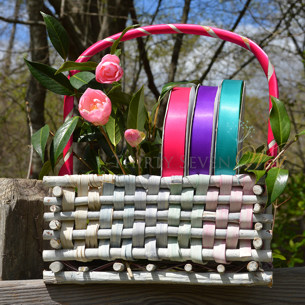 Custom colors for your printed ribbon with logo, PMS color matched ribbon, promote your organization, outreach, fundraising, message ribbon, speak to the heart.