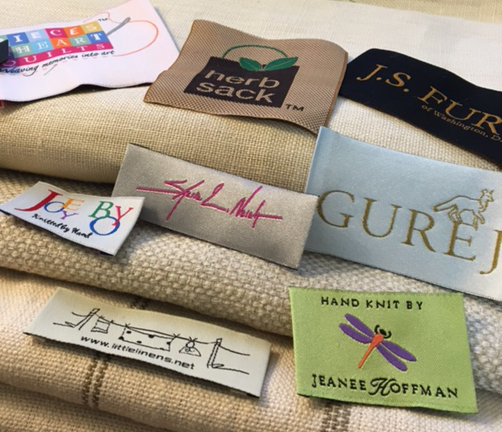 Custom Quality Woven Labels for Clothing
