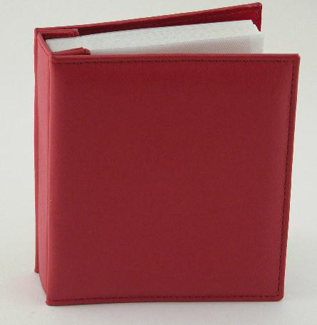 Apple Red Photo Album