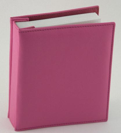 Hot Pink Photo Album