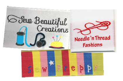 Custom Woven Sewing Labels