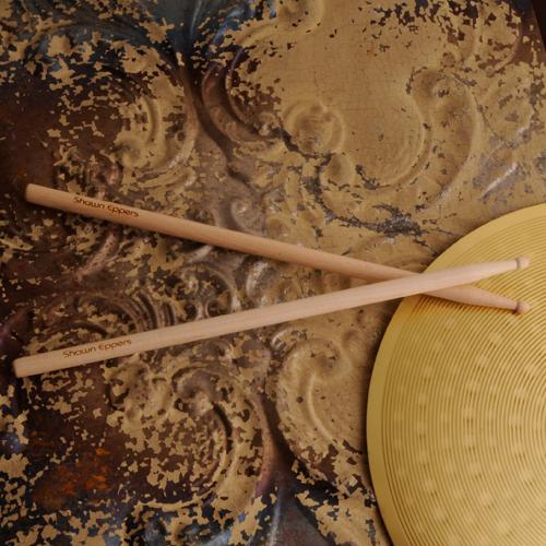 Personalized Drum Sticks