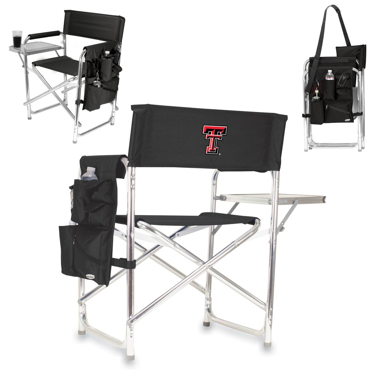 Sports Chair - Texas Tech