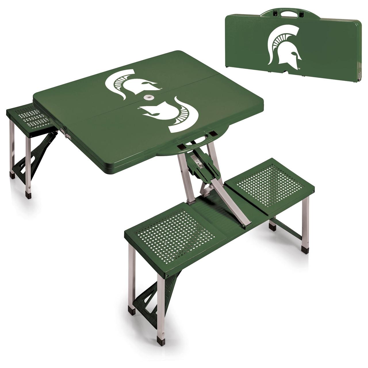 Picnic Table - Michigan State