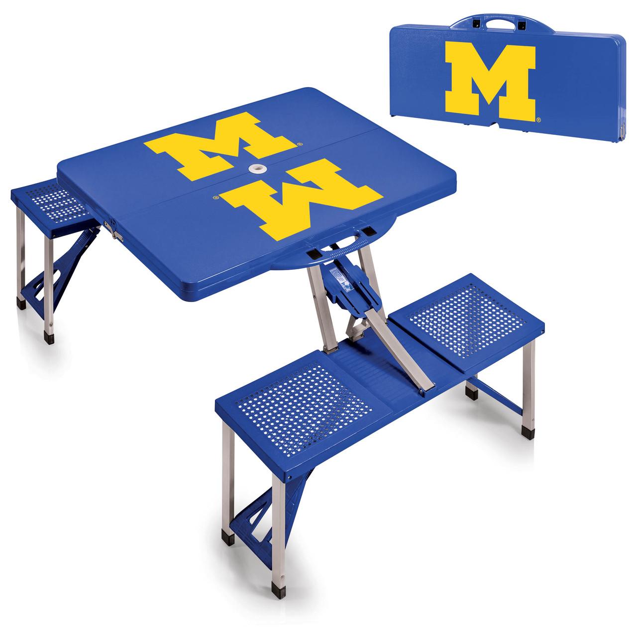 Picnic Table - University of Michigan