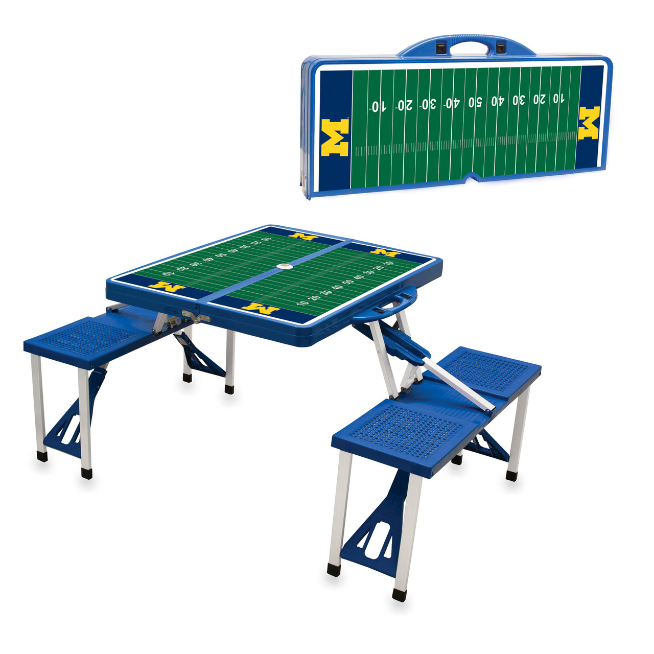 Picnic Table Sport - University of Michigan