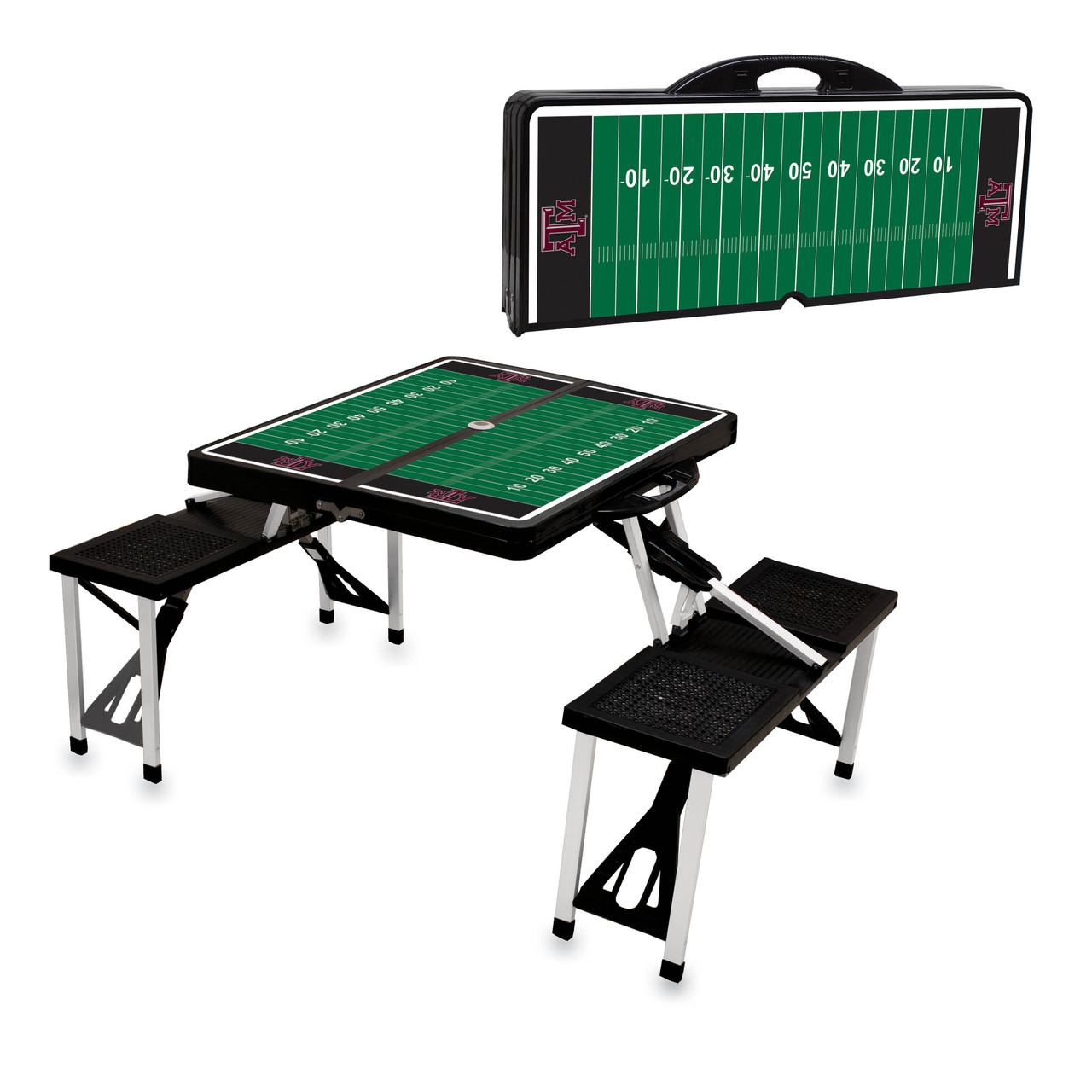 Picnic Table Sport - Texas A&M