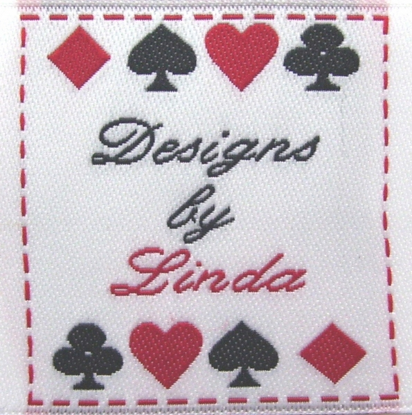 Luck of the Draw! Fabric Clothing Labels