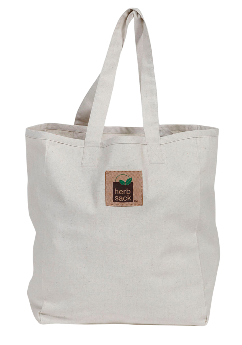 The Drew Recycled Hemp Blend Grocery Tote in Natural