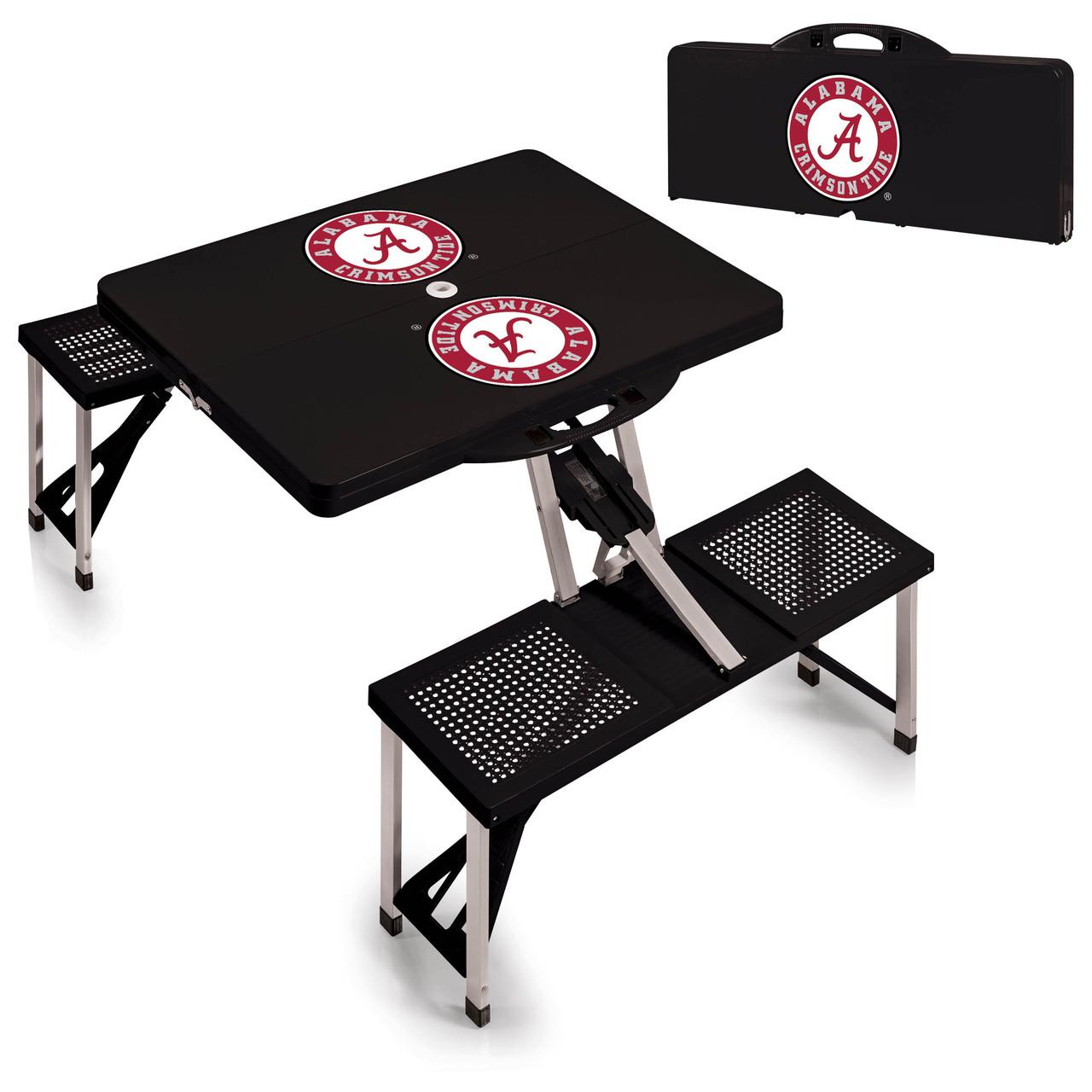 Picnic Table - University of Alabama