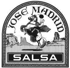 Jose Madrid Salsa Fundraising