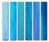 Ocean Blue Stripes