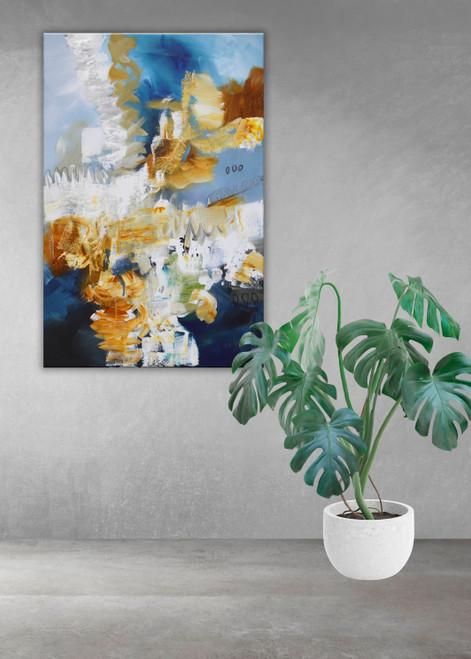Floral Tide IV